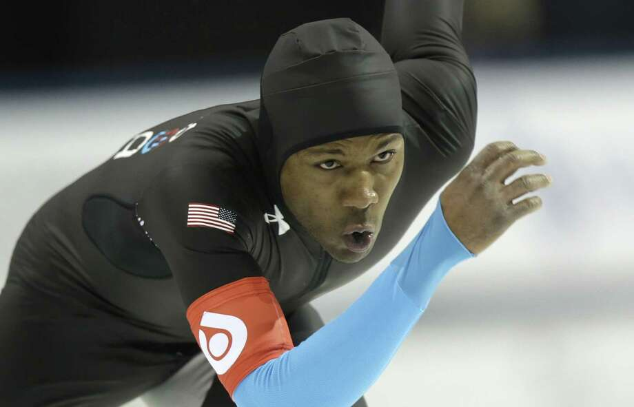 Familiar face Shani Davis, United States SpeedskatingHaving broken through most barriers, Davis is competing for his third straight gold medal in men's 1,000-meter. He was the first black athlete to medal at the Winter Olympics, in 2006, and is the only athlete period to win gold in two consecutive 1,000-meters. The 31-year-old has a chance to make history again in what is probably his final Olympics: The first man to take home three straight golds in any Winter Olympic event. Photo: Rick Bowmer, STF / AP