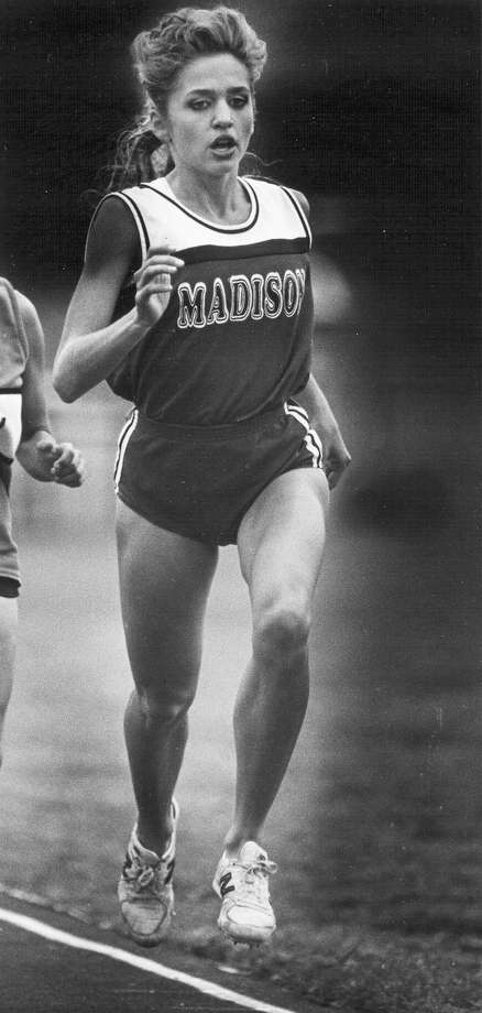 Nalepa — seen here during her days at Madison — helped Baylor to its first-ever SWC cross country title and she finished eighth in the NCAA Championships. She was the first Baylor woman cross country runner to earn All-America honors. She won the 3,000-meter run in the SWC meet and again merited All-America honors with a seventh-place finish in the 3,000-meter run. She also helped Baylor finish fourth in the 3,200-meter relay at the NCAA Indoor Championships. It was the first time for a Baylor athlete to receive All-American honors in three sports. Nalepa captured a bronze medal in the 5,000-meter run with a 16:25 time at the NCAA Outdoor Championships. At the Texas Relays,  Nalepa set her personal record with a 16:12 in the same event. In addition to that,  she ran a 9:17 in the 3,000-meter run to qualify for participation in the Olympic Trials. Nalepa also finished fifth at the NCAA Cross Country Championships in Phoenix. Photo: San Antonio Express-News