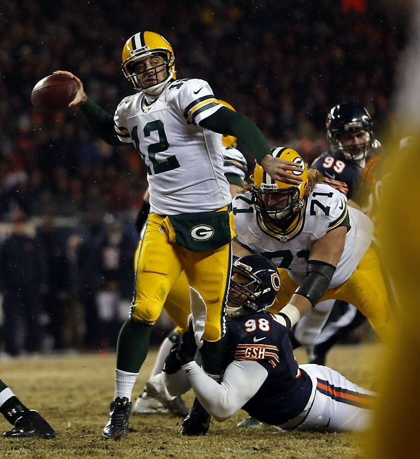 Late TD sends Green Bay to NFC playoffs