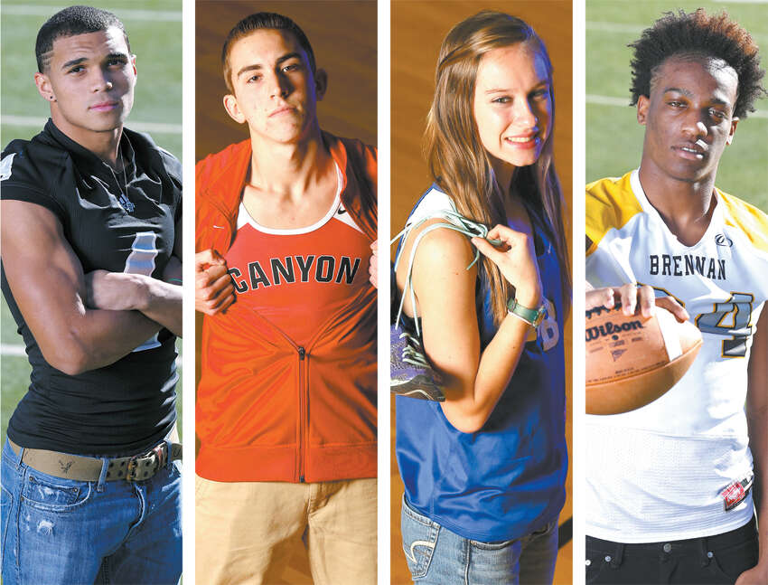 The San Antonio Express-News' special section honors the best high school athletes in cross country, football and volleyball. Teams were picked by Express-News beat writers with input from area coaches. Click the links below the photos to read the full stories.