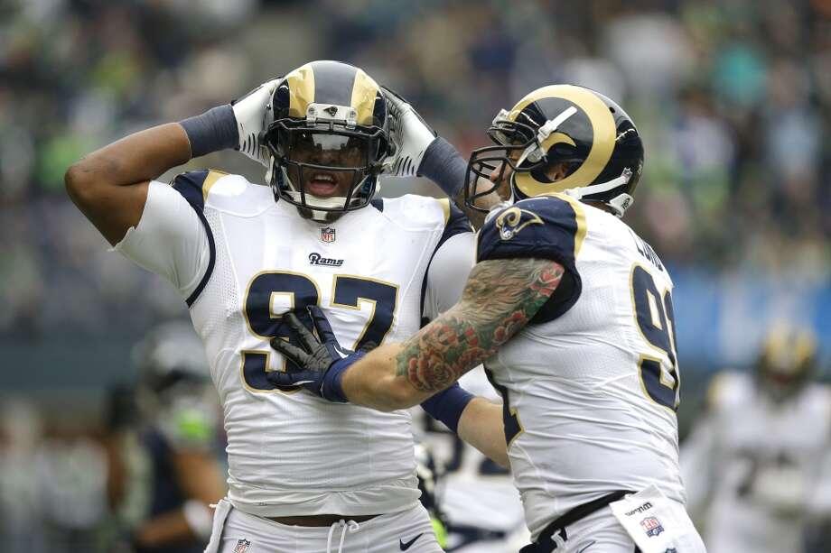 #2 St. Louis Rams (via trade with Washington Redskins) 2013 record: 7-9 Photo: Elaine Thompson, Associated Press