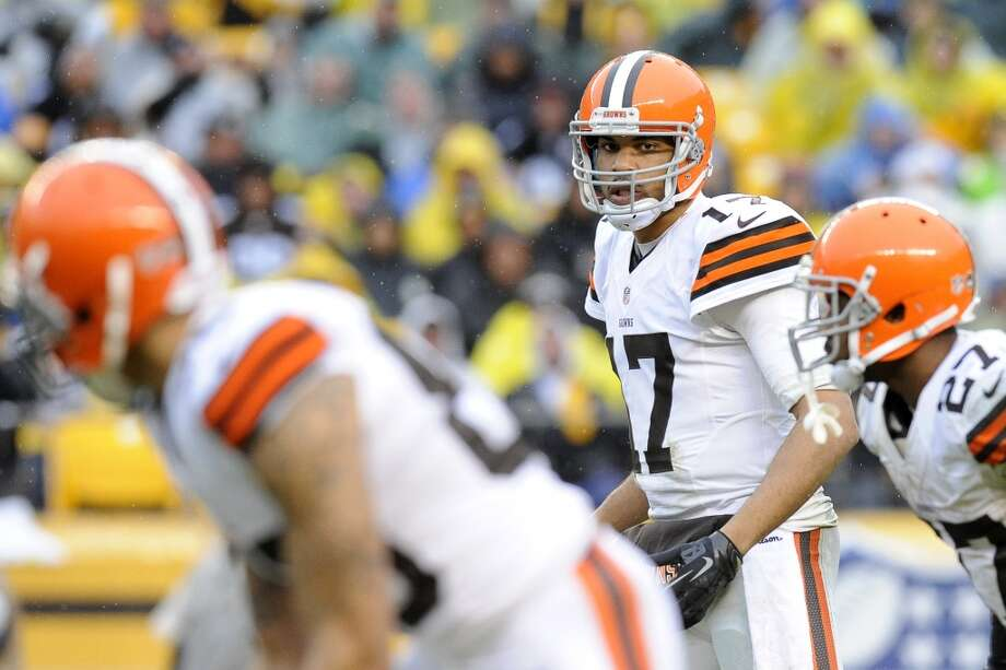 #4 Cleveland Browns 2013 record: 4-12 Photo: Don Wright, Associated Press