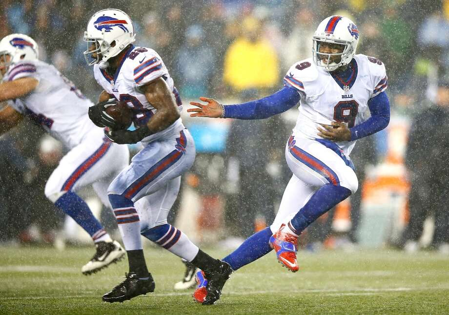 #9 Buffalo Bills 2013 record: 6-10 Photo: Jared Wickerham, Getty Images