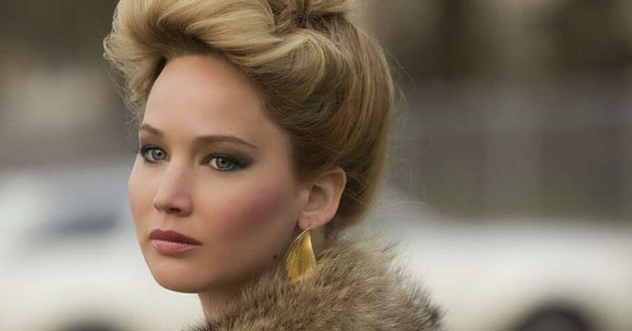 Supporting actress -- Jennifer Lawrence in AMERICAN HUSTLE.