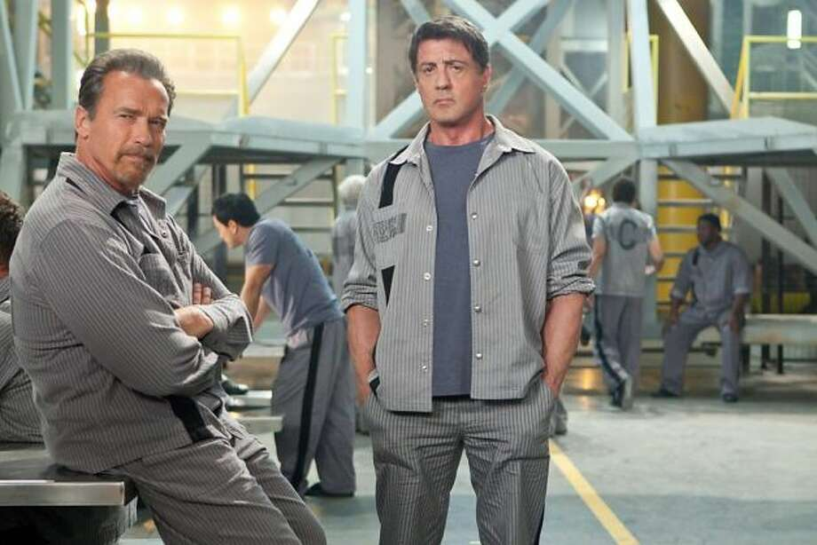Best action movie -- ESCAPE PLAN.