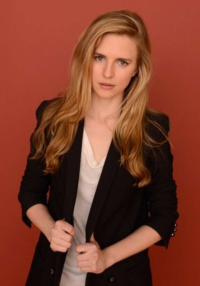 Best newcomer (female) -- Brit Marling. Photo: Larry Busacca, Getty Images / 2013 Getty Images