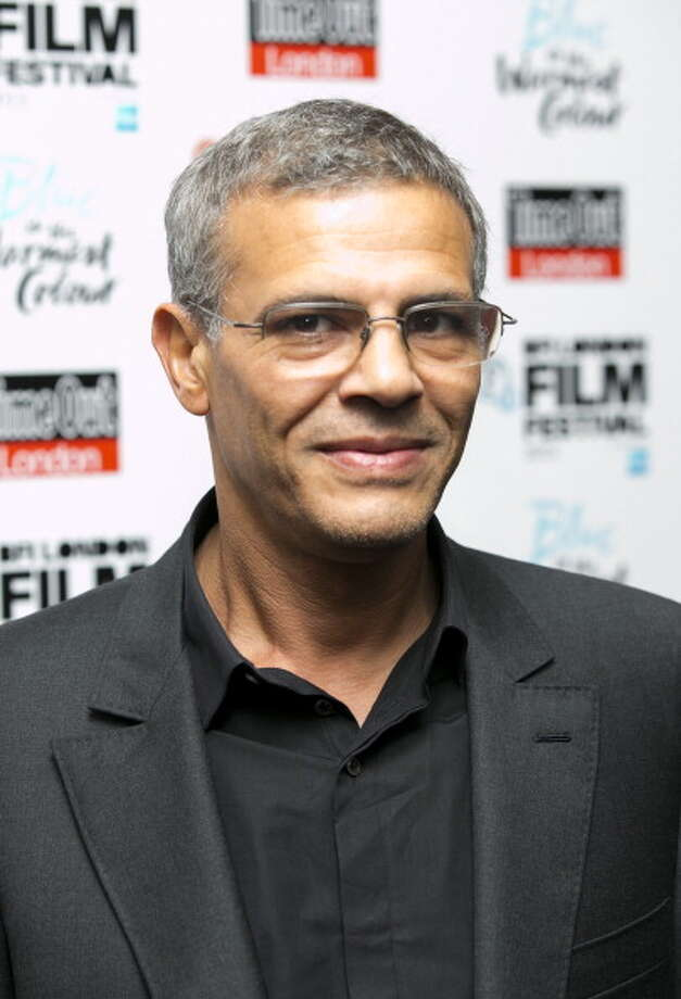 Best director: Abdellatif Kechiche for BLUE IS THE WARMEST COLOR. Photo: John Phillips, UK Press Via Getty Images / 2013 John Phillips