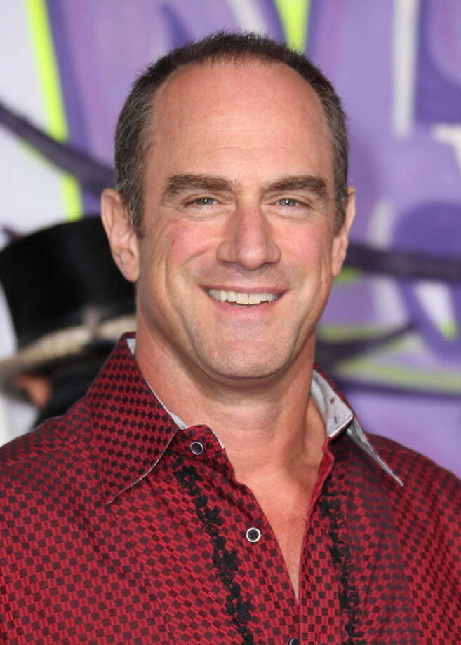 Best actor in a small part -- Christopher Meloni in 42. Photo: David Livingston, Getty Images / 2013 David Livingston