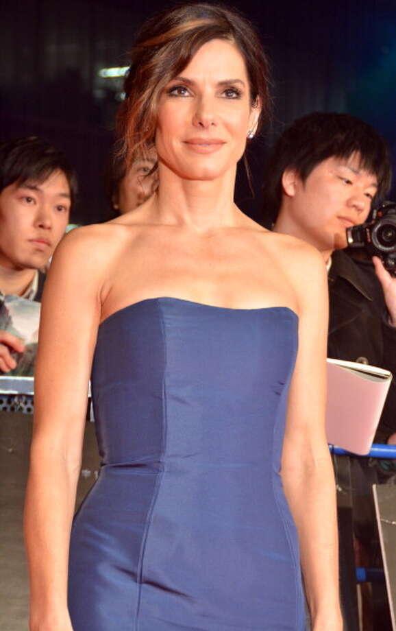 Best actress -- Sandra Bullock in GRAVITY. Photo: ChinaFotoPress, ChinaFotoPress Via Getty Images / 2013 ChinaFotoPress