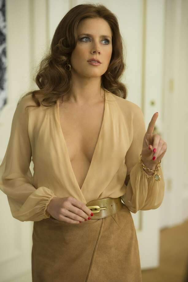 Best actress -- Amy Adams in AMERICAN HUSTLE. Photo: Francois Duhamel, Columbia Pictures