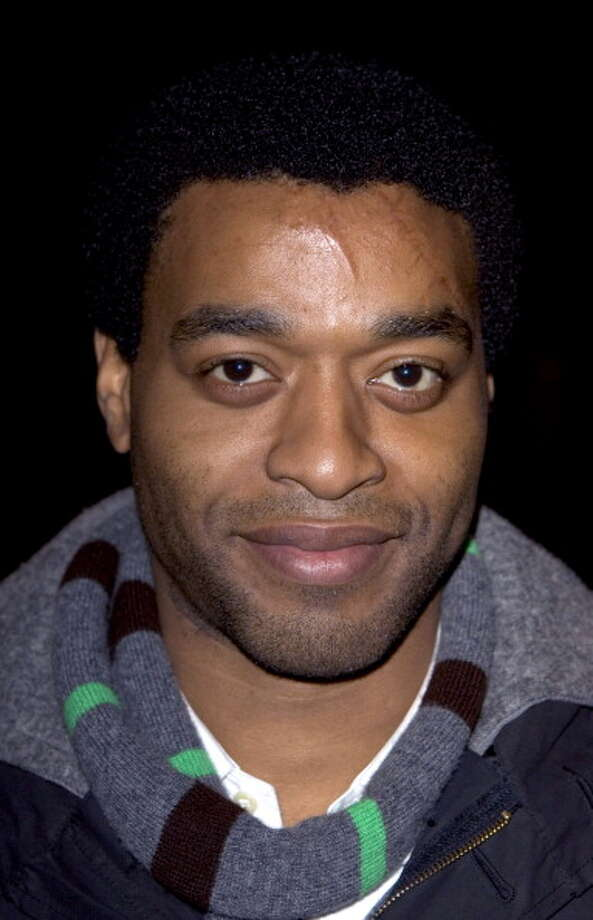 Best actor -- Chiwetel Ejiofor in 12 YEARS A SLAVE. Photo: Justin Goff, UK Press Via Getty Images / UK Press