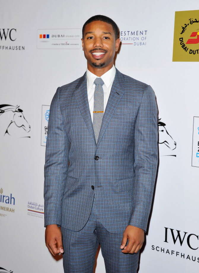 Best newcomer (male) -- Michael B Jordan Photo: Gareth Cattermole, Getty Images For DIFF / 2013 Getty Images