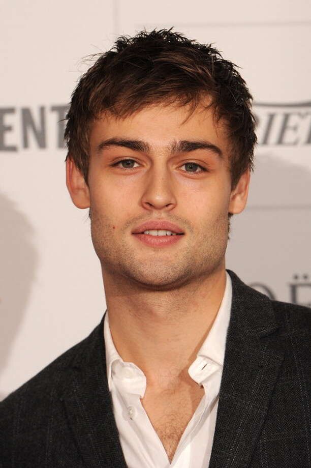 Best newcomer (male) -- Douglas Booth. Photo: Ben A. Pruchnie / 2013 Getty Images