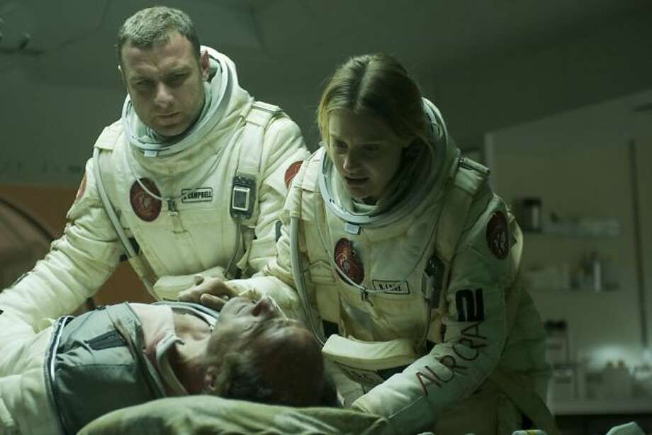 Best performance in a bad or not very good movie -- Romola Garai in LAST DAYS ON MARS.