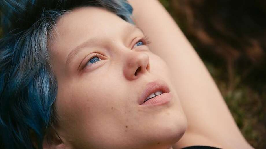 Supporting Actress -- Lea Seydoux in BLUE IS THE WARMEST COLOR.