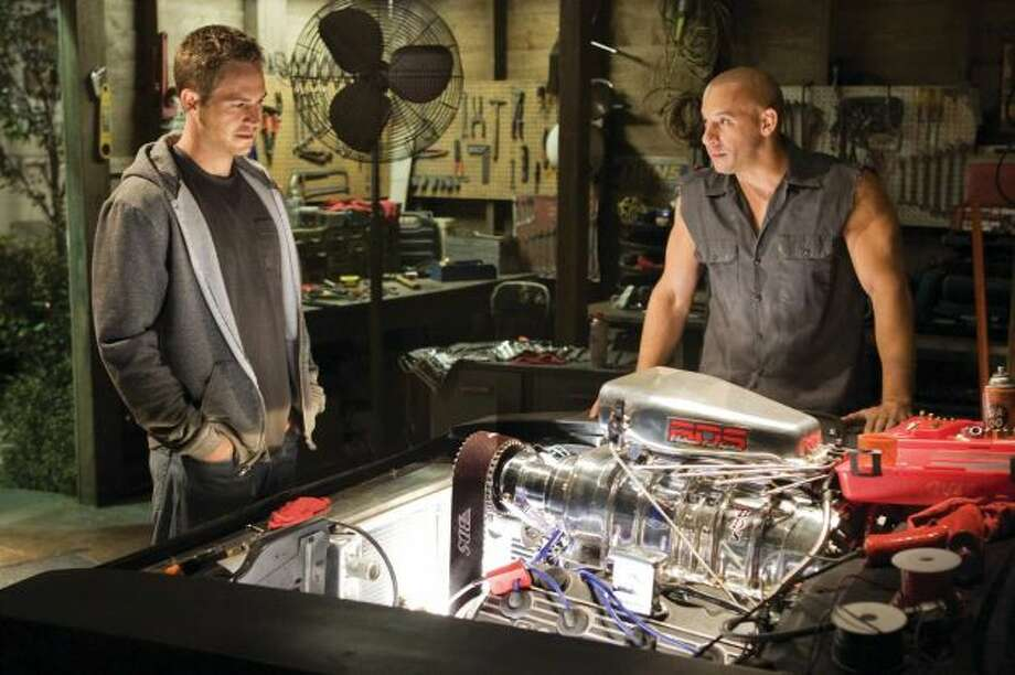 Best action movie -- FAST AND FURIOUS 6.