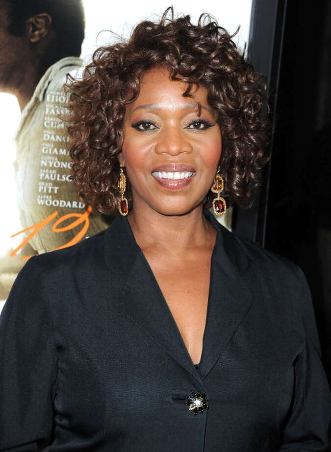 Best actres in a small part --  Alfre Woodard in 12 YEARS A SLAVE. Photo: Barry King, FilmMagic / 2013 Barry King