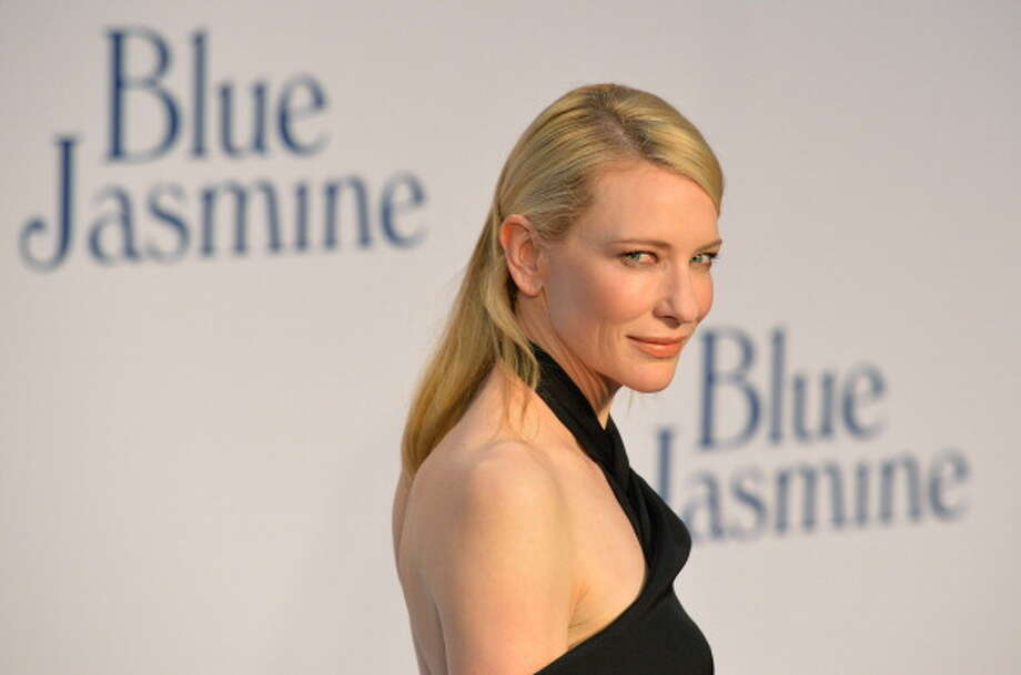 Best actress -- Cate Blanchett in BLUE JASMINE. Photo: LEON NEAL, AFP/Getty Images / 2013 AFP