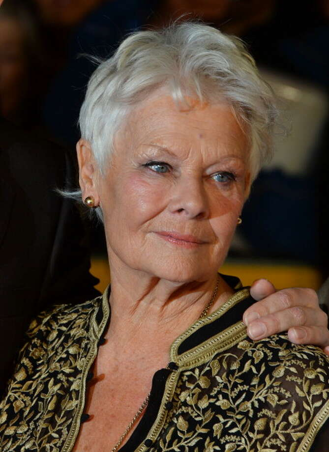Best actress -- Judi Dench in PHILOMENA. Photo: BEN STANSALL, AFP/Getty Images / 2013 AFP