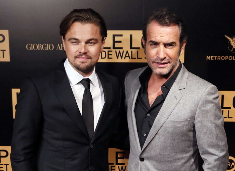 Best ensemble -- THE WOLF OF WALL STREET. Photo: PATRICK KOVARIK, AFP/Getty Images / 2013 AFP