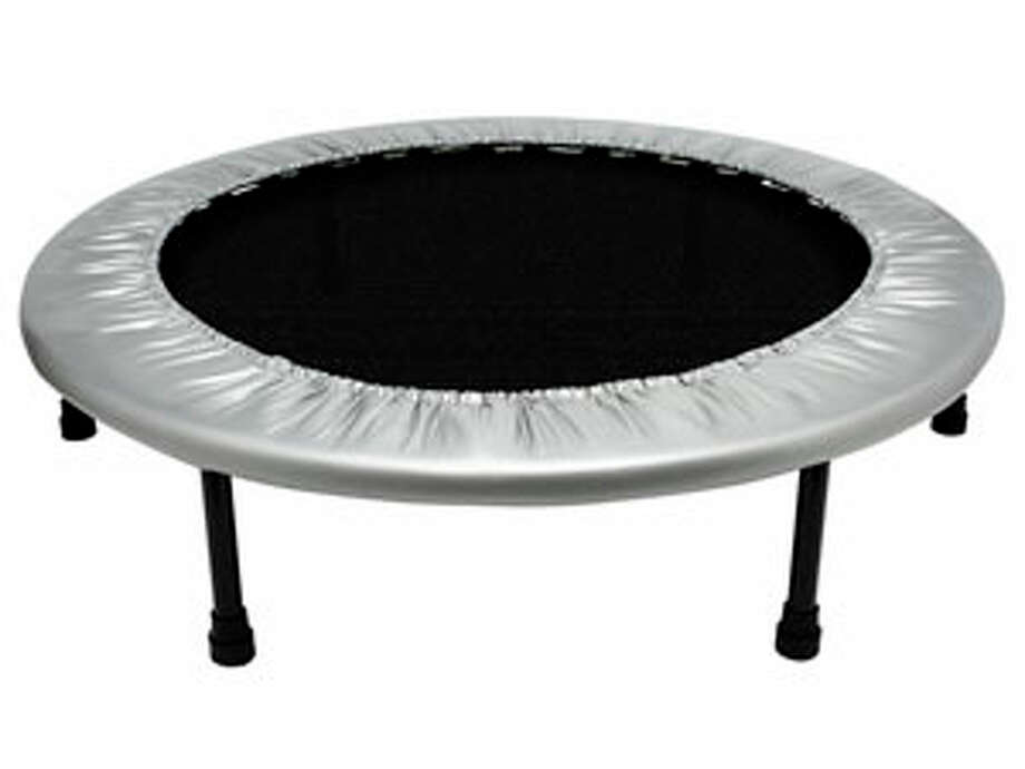 """How Docs Keep the Weight OffI squeeze in workouts at work.""""I struggle with consistent exercise, even though I see the effects of the lack of it in my patients and in myself. So I do what I tell them to do: Plan it into your workday. Take a brisk walk during lunch, for instance. I've actually put a mini trampoline in my office to get moving when the mood strikes. But the thing that motivates me the most is watching movies when I'm on the elliptical at home. I'll get back on the machine just to finish the movie!""""— Hilary Tindle, M.D., assistant professor of medicine, division of general internal medicine, at the University of Pittsburgh School of Medicine Photo: Creative Crop, Getty"""