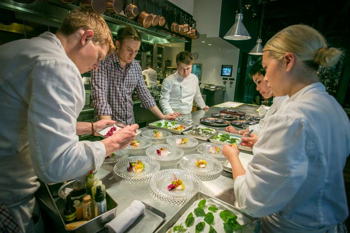 The Top 10 Restaurants of 2013: Saison, San Francisco