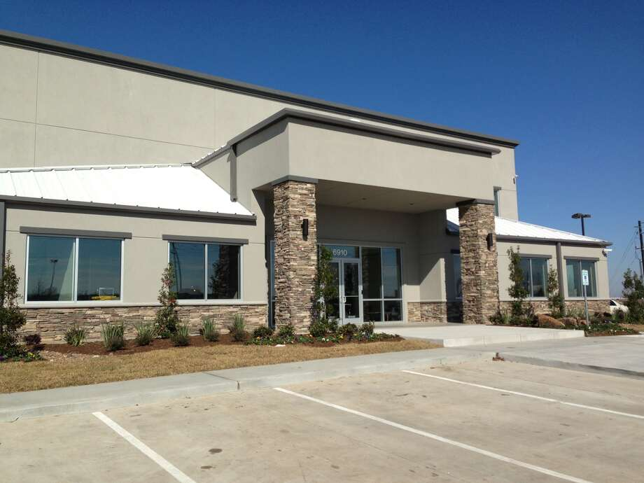 General Plastics & Composites has moved into its new headquarters in the Hobby  Business Center. The corporate office at 6910 East Orem Drive is one of  three buildings at its new campus. Photo: Katherine Feser, The Houston Chronicle