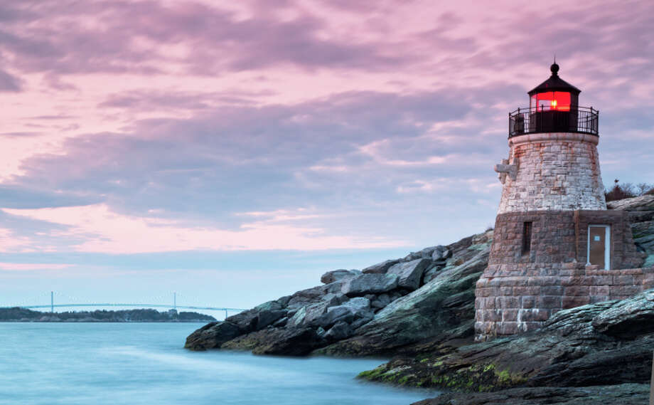 Only 18 percent of residents described Rhode Island as the best or one of the best places to live. Chowder and ocean views don't count for much it seems.  Photo: Photo By Jim Boud, Getty Images/Flickr RF / Flickr RF