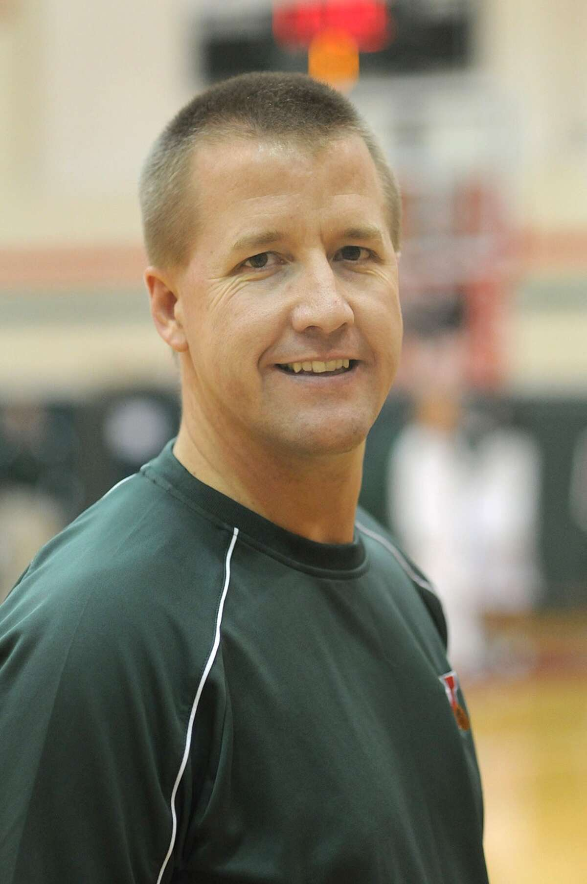 The Woodlands head coach Dale Reed