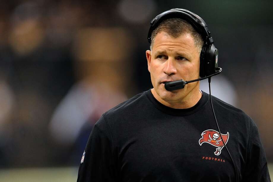 Greg Schiano  Team: Tampa Bay Buccaneers  Years with team: 2012-2013  Record with Browns: 11-21 Photo: Stacy Revere, Getty Images