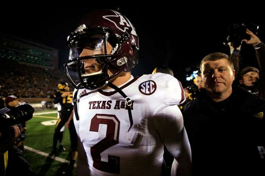 The Almighty Manziel, we hardly knew thee.