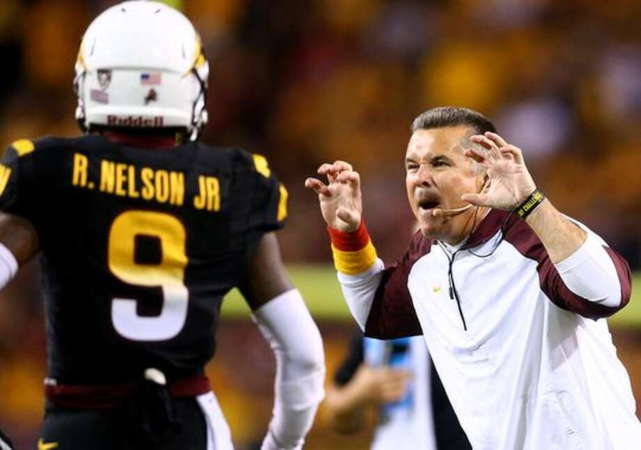 Todd Graham figures to pile up the points on Texas Tech in the Holiday Bowl.