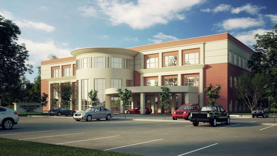 The Kelsey-Seybold Clinic in Houston has begun construction on a new medical office building in Clear Lake that will open in the summer of 2014. Located at 1010 South Ponds Drive, the new clinic will replace Kelsey-Seybold's two existing clinics. Photo: Courtesy Of Kelsey-Seybold Clinic