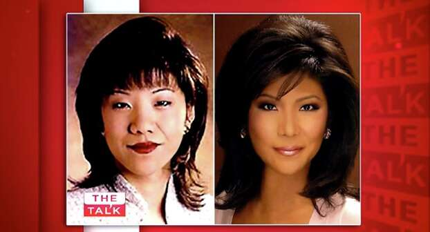 """Sept. 12: """"Big Brother"""" TV host Julie Chen reveals on """"The Talk"""" that she had eyelid surgery at the suggestion of a television agent back in the '90s to make her eyes look bigger. Her admission spawns a series of think pieces on the procedure and its racial connotations. Local Asian Americans who had the surgery tell The Chronicle the surgery is a personal choice they're glad they had, not one they think means they want to look more Caucasian."""
