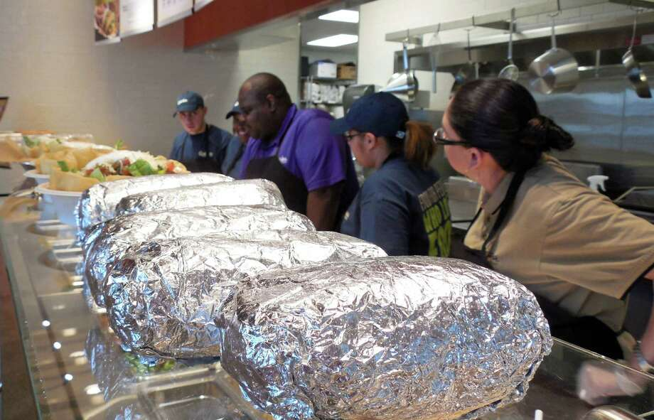 Restaurant: Qdoba Mexican GrillRating: 7.6 out of 10 Photo: Genevieve Reilly / Fairfield Citizen