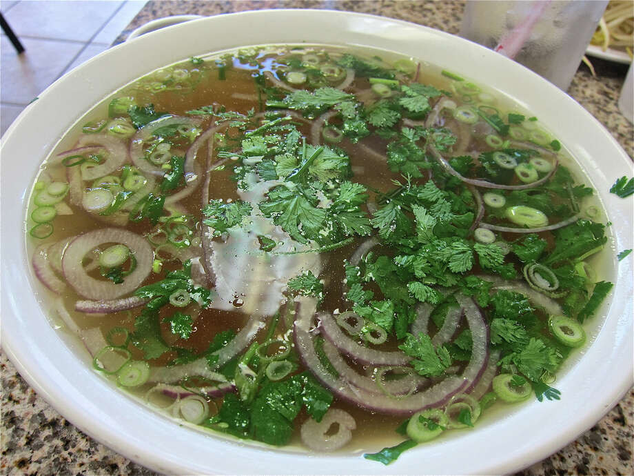 """""""Pho all the way."""" -- Cyrus Photo: Alison Cook, Houston Chronicle"""
