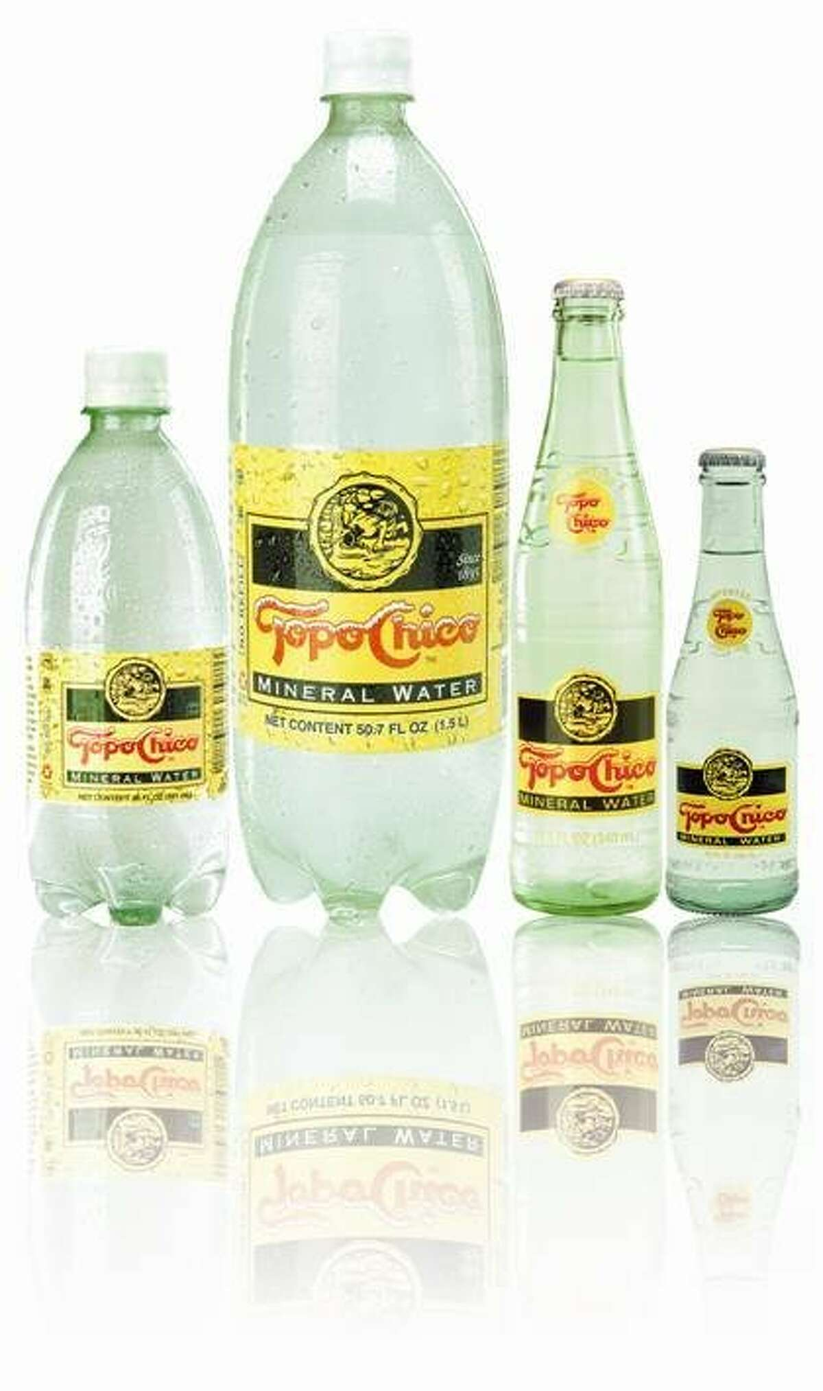 Topo Chico Although the state of Texas makes up approximately 70 percent of Topo Chico's United States sales across 35 states, the beloved hangover and taco helper has been bottled and sourced in Monterrey, Mexico since 1895.