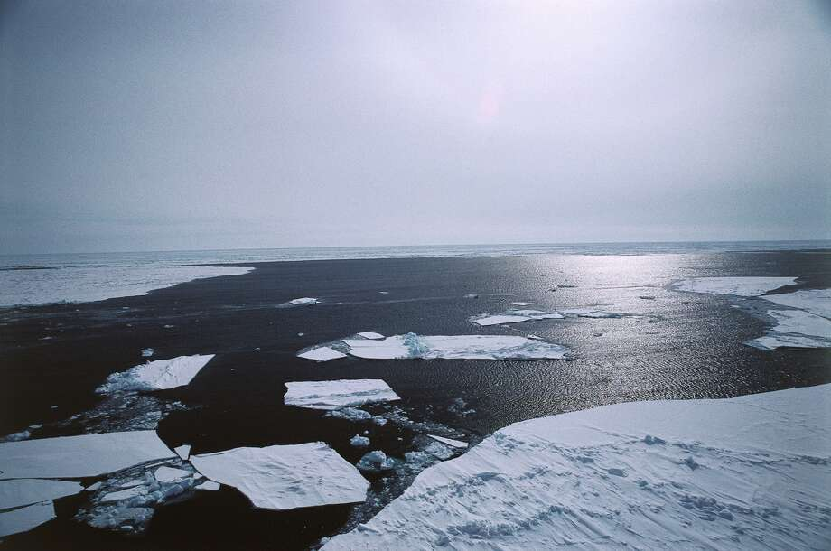 Question 8:Where is the Beaufort Sea?