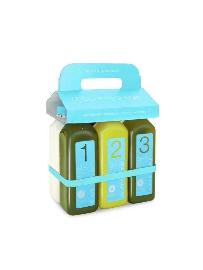 One day juice cleanse now at whole foods stores houston chronicle blueprintcleanses new pre bundled one day cleanse system includes six sequentially numbered malvernweather Gallery