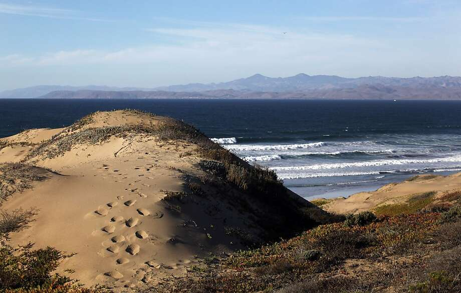 Montaña de Oro State Park in Los Osos sprawls over 8,000 acres of beaches, meadows, canyons and peaks. Photo: Preston Gannaway, Special To The Chronicle