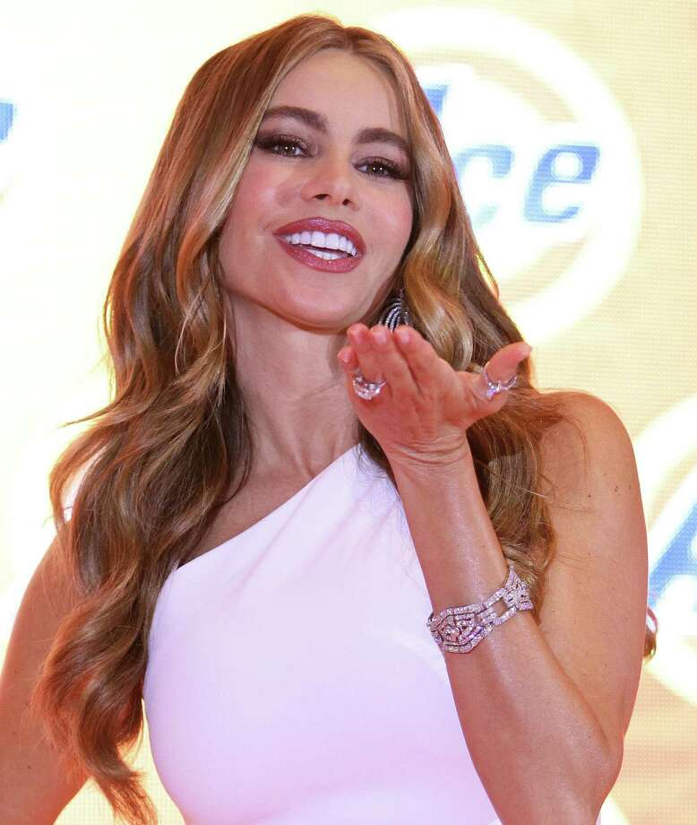 The name was so popular, it appeared twice  - Sophia at No. 1 and Sofia, as in Sofia Vergara, at No. 9. Photo: Jos  M Ndez / EFE