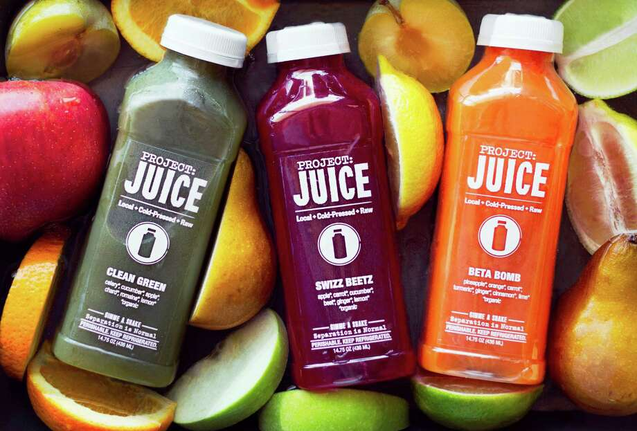 Dec. 11: With more openings from Pressed Juicery and Project Juice, San Francisco is flooded with juice, buying the most per capita of any city in the country. Photo: Courtesy Of Project Juice