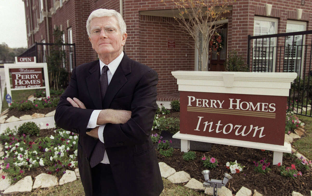 Bob and Doylene Perry Owner of Perry Homes Houston, Texas Political contributions made in 2014: $3,130,800 Given to 100 percent Republicans and traditionally Republican causes/PACs. Ranking among all political contributors nationally: 17 Note: Bob Perry died April 13, 2013 Source: Open Secrets, Top Individual Contributors