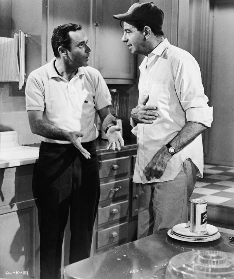 """The Odd Couple,"" 1968 Photo: Paramount Pictures, Getty Images"