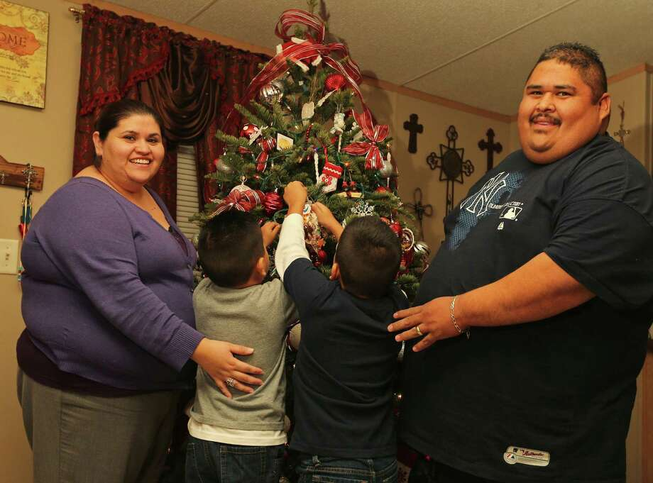 Adrian Gonzalez Family