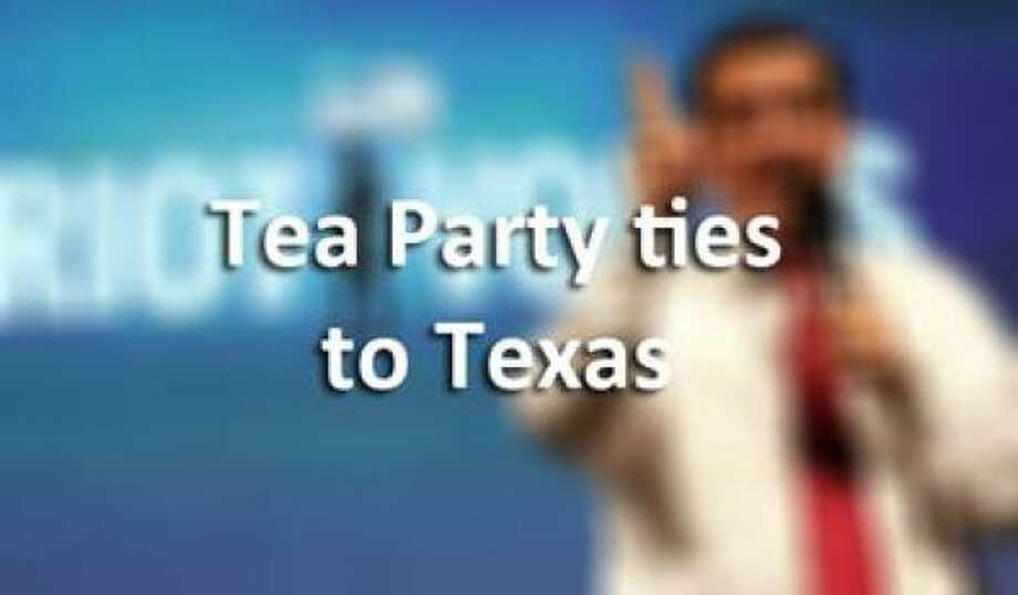 These politicians are Texas Tea Party-approved.