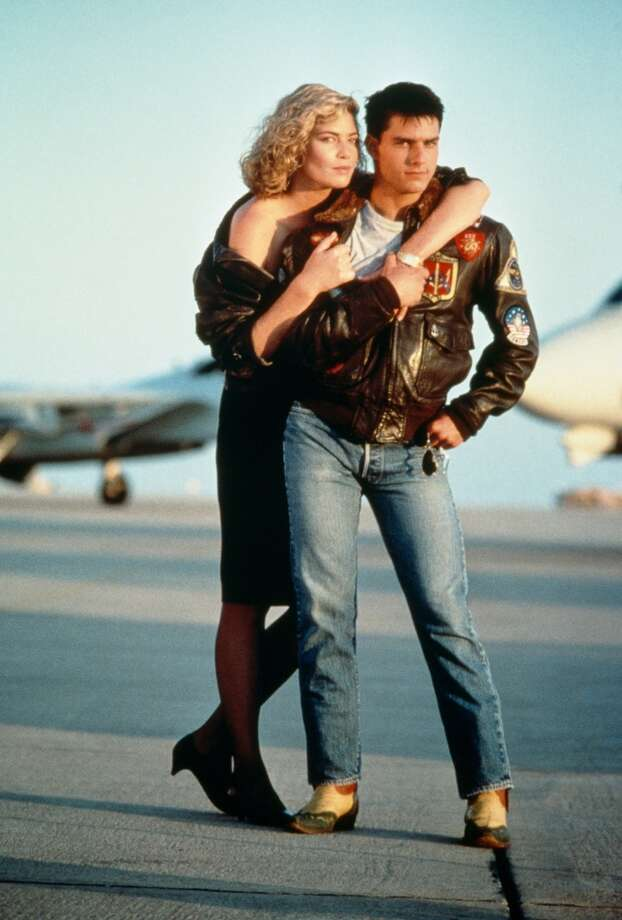 "Israel knew ""Top Gun"" as ""Love in the Skies"" in 1986 and thereafter. Photo: Paramount Pictures, Getty Images"