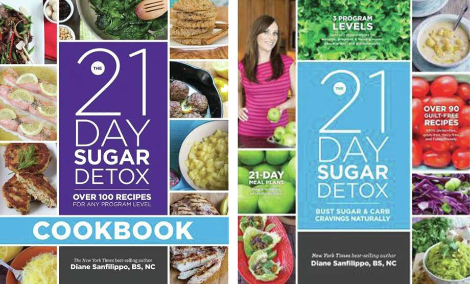 The 21-Day Sugar Detox: Bust Sugar & Carb Cravings Naturally & Cookbook by Diane Sanfilippo (Amazon)