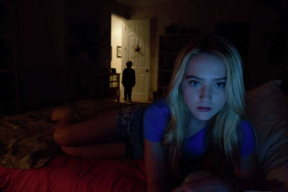 "Dean Hendler/Paramount Pictures Kathryn Newton stars in ""Paranormal Activity 4"" Photo: Photo Credit: Dean Hendler / Par / © 2012 Paramount Pictures.  All Rights Reserved."