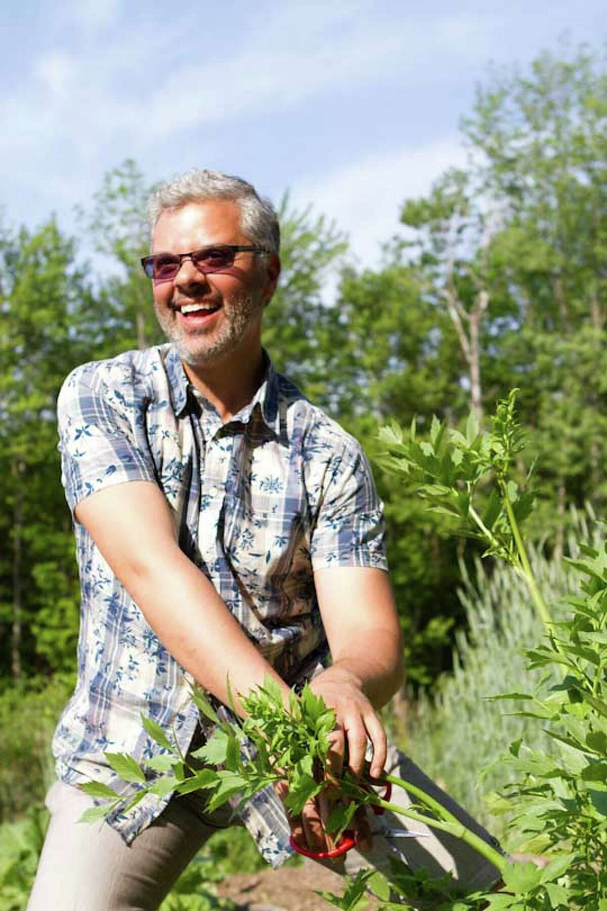 Joe Yonan, author of Eat Your Vegetables: Bold Recipes for the Single Cook